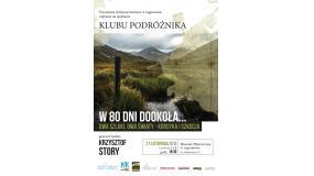 Spotkanie z Krzysztofem Story w Klubie Podróżnika