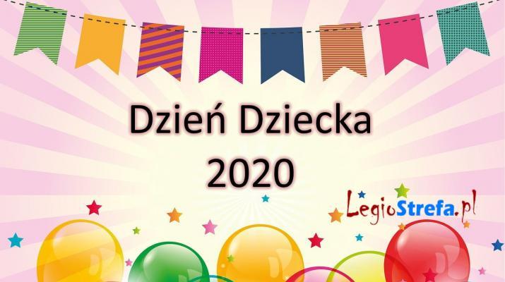 Dzień Dziecka 2020 - życzenia