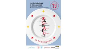 Tydzień Bibliotek 2020 w Legionowie - Zasmakuj w bibliotece