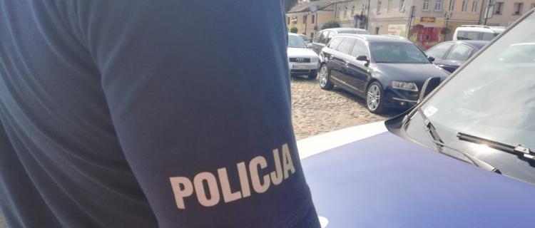 Legionowo. 35-latek znieważył policjantów na służbie. Grozi mu do 2 lat więzienia