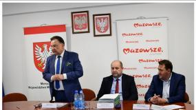 155 tyś zł dofinansowania do inwestycji w powiecie legionowskim z samorządu Województwa Mazowieckiego