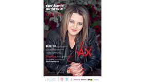 Joanna Jax - spotkanie autorskie z pisarką