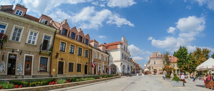 Jak znaleźć nocleg w Sandomierzu?