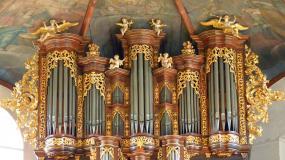 Muzyka organowa i kameralna w kościołach Legionowa