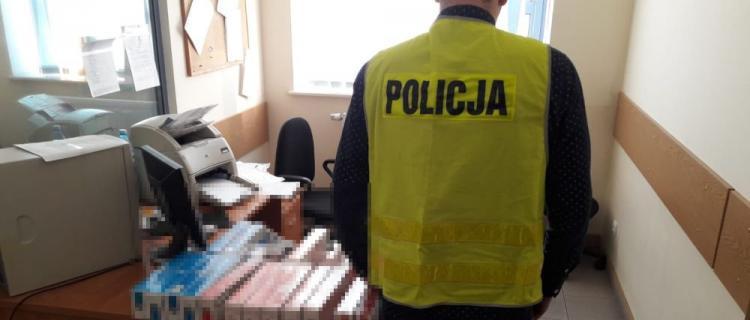 Prawie 4000 papierosów bez polskich znaków akcyzy