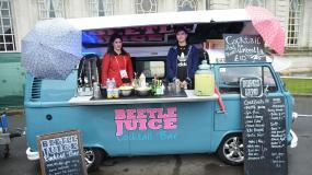 II Festiwal Food Trucków w Legionowie. Kulinarna podróż dookoła świata.