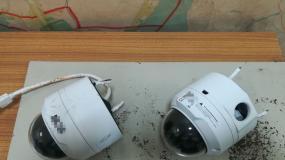 SEROCK. Ukradł dwie kamery monitoringu. 20-latek długo się nimi nie cieszył...