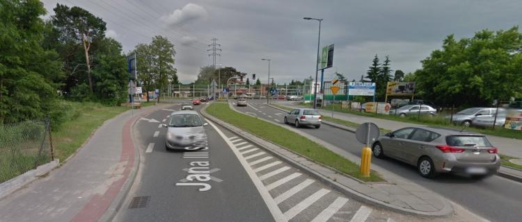 Przebudują skrzyżowanie Warszawskiej z Sobieskiego w Legionowie