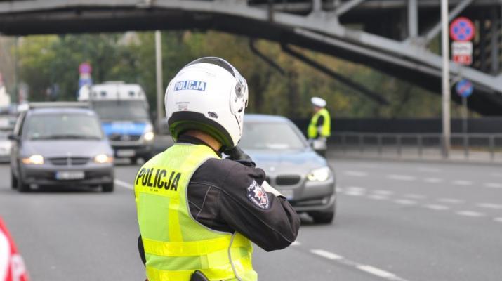 Policyjna akcja Niechronieni uczestnicy ruchu drogowego trwa!