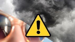 Alerty pogodowe dla powiatu legionowskiego