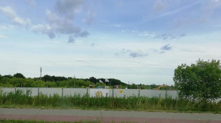 Budowa Leroy Merlin w Jabłonnie trwa!