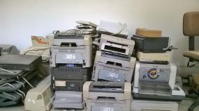 Legionowo dba o środowisko! Kolejna zbiórka elektrośmieci w Ratuszu i w Arenie