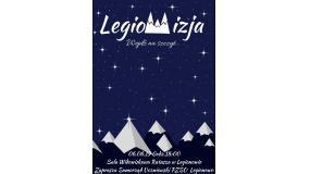 Legiowizja - konkurs młodych talentów w Legionowie