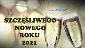 Życzenia na nadchodzący 2021 rok