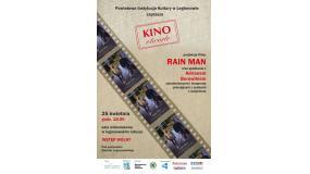 Rain Man - Kino otwarte (25.04.2019) w Legionowie