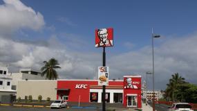 KFC w Jabłonnie już niebawem. Ruszyła budowa restauracji.